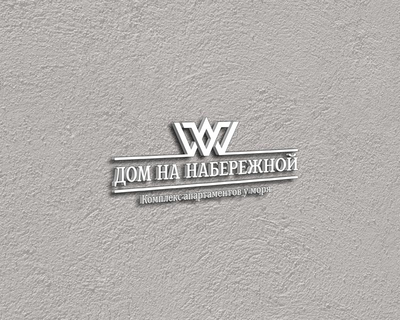 РАЗРАБОТКА логотипа для ЖИЛОГО КОМПЛЕКСА премиум В АНАПЕ.  фото f_8845de5365892e2a.jpg