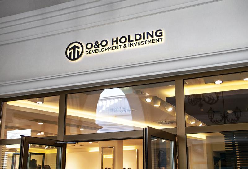 "Разработка Логотипа +  Фирменного знака для компании ""O & O HOLDING"" фото f_9445c7ac049189cd.jpg"