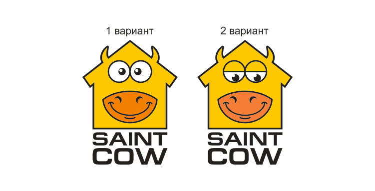Фирменный стиль для компании Saint Cow фото f_98259c4b843f38b1.png