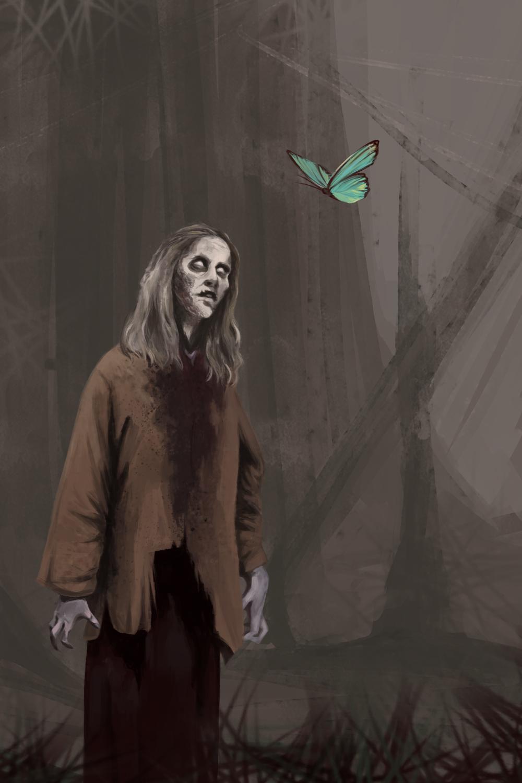 Dark-иллюстрации (+4 внутри)