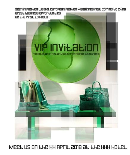 Флаер для модного мероприятия фото f_6025a6922338f9d6.jpg