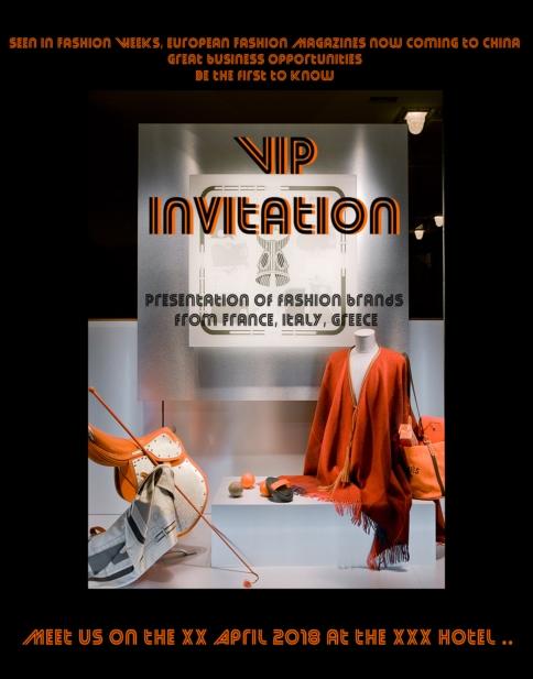 Флаер для модного мероприятия фото f_6795a692237529fd.jpg