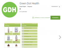 Green Dot Health
