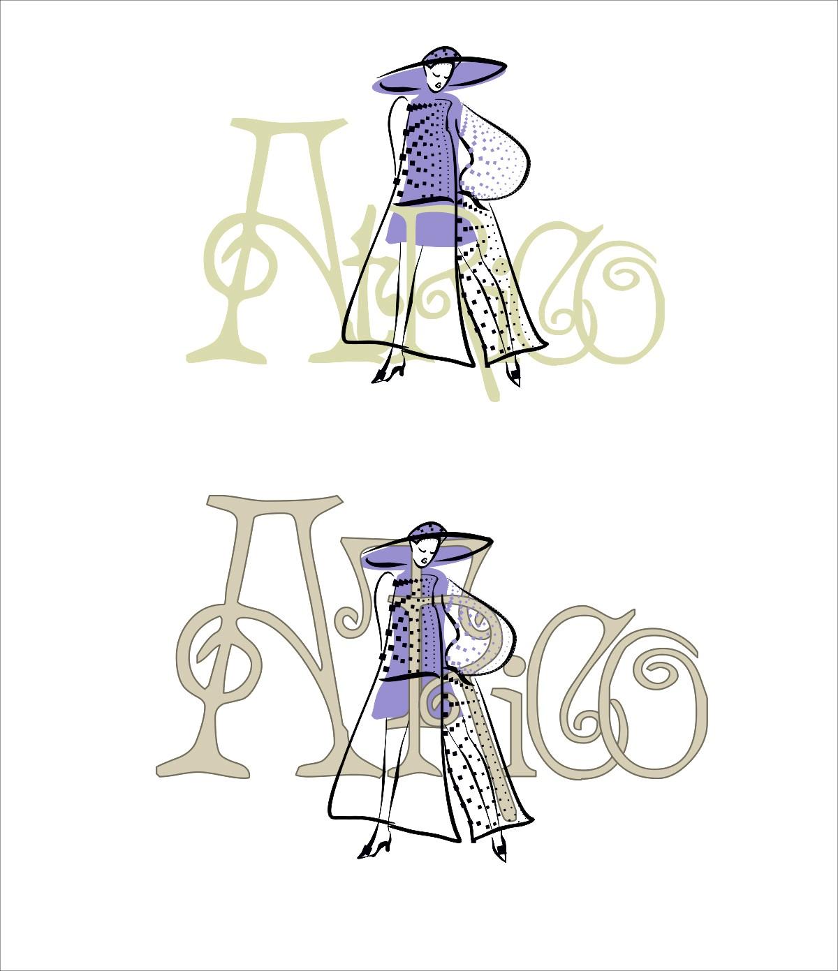 Логотип для брендовой пряжи и трикотажной одежды фото f_3486007a80251712.jpg