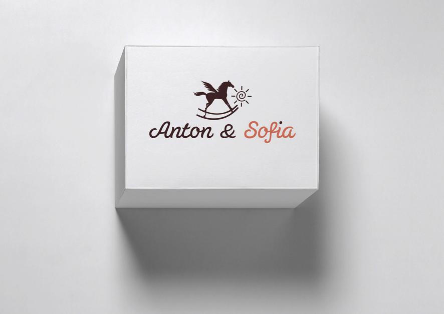Логотип и вывеска для магазина детской одежды фото f_4c836ff56d683.jpg