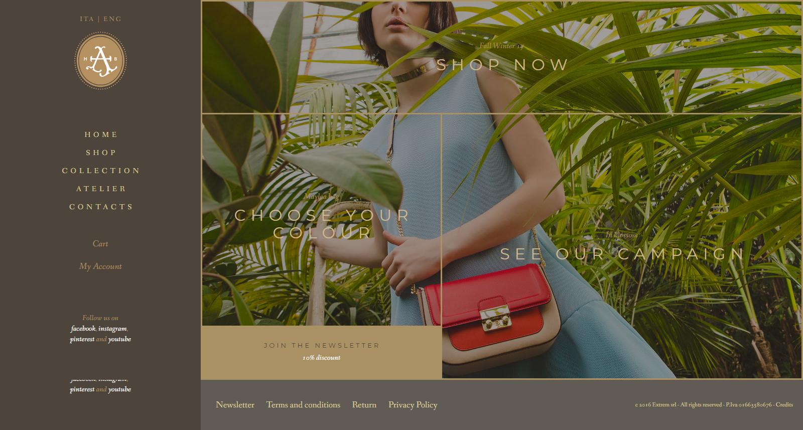 Agata handbags