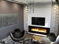 Дизай-проект однокомнатной квартиры