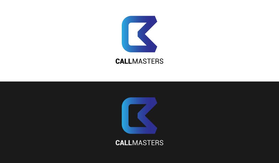 Логотип call-центра Callmasters  фото f_1435b75683cd66e6.png
