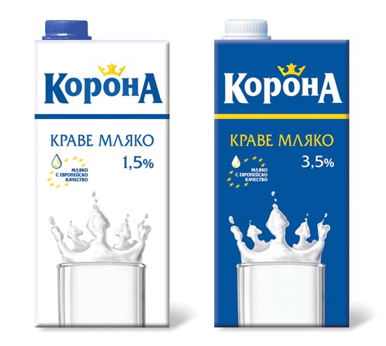 Korona Fresh Milk