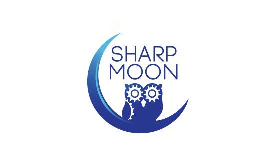 Sharp moon