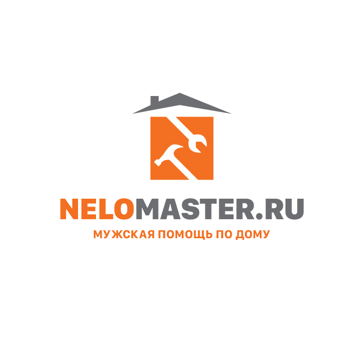 "Логотип сервиса ""Муж на час""=""Мужская помощь по дому"" фото f_6115dc3217841db0.jpg"