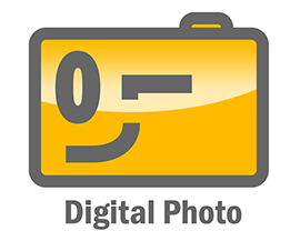 Digital Photo Logo