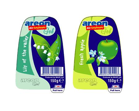 Areon Gel - AirFreshener