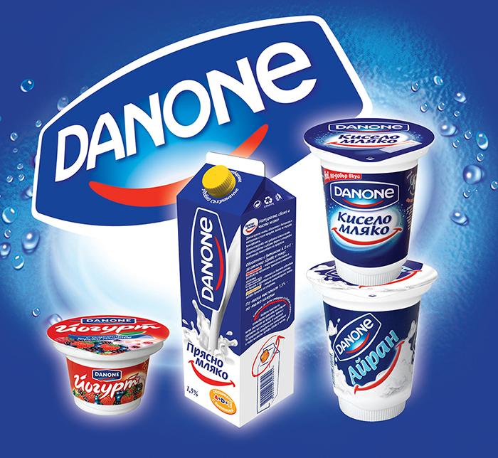 Danone Products