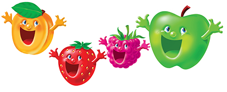 fruits for Pack