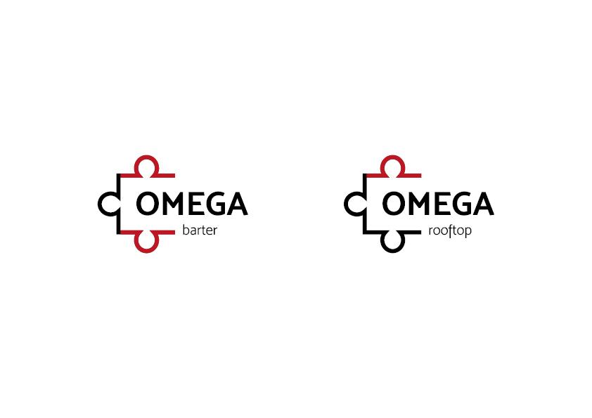 Омега. Логотип-трансформер. Конкурс