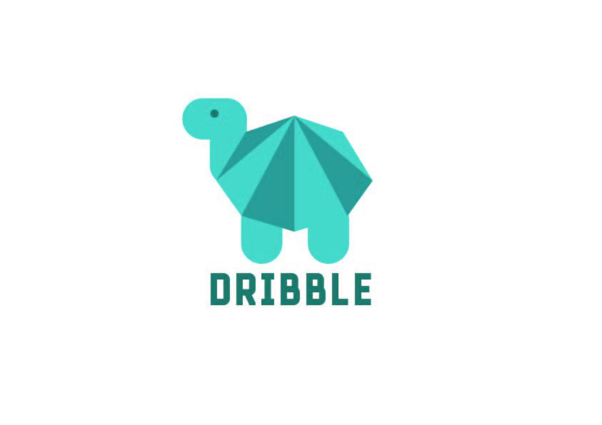 Разработка логотипа для сайта Dribbl.ru фото f_4315a9c4df6a81b4.jpg