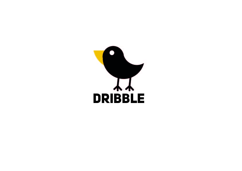 Разработка логотипа для сайта Dribbl.ru фото f_7765a9c4da186bb3.jpg