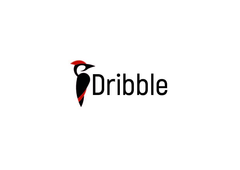 Разработка логотипа для сайта Dribbl.ru фото f_8545a9c4e5c9caad.jpg