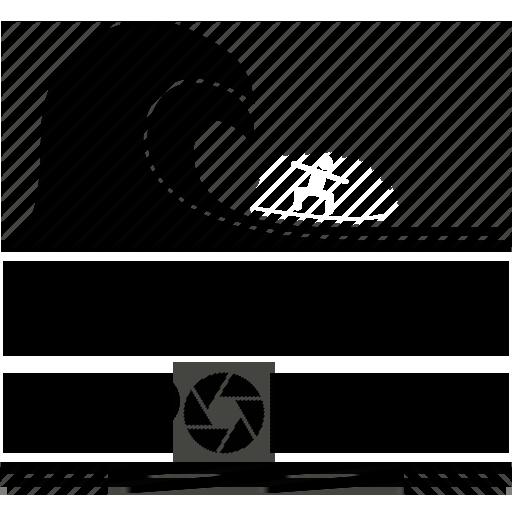 Логотип для экстрим фотографа.  фото f_5545a52b6613fc1c.png