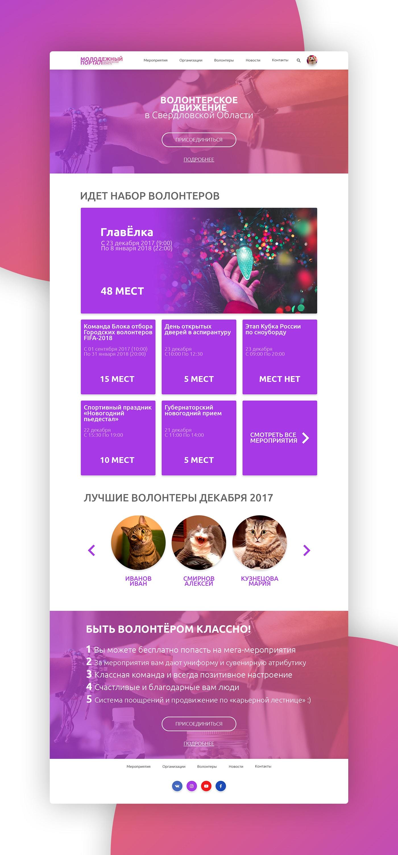 Разработка дизайн-концепции 2 страниц сайта фото f_3455a43f72cd140f.jpg