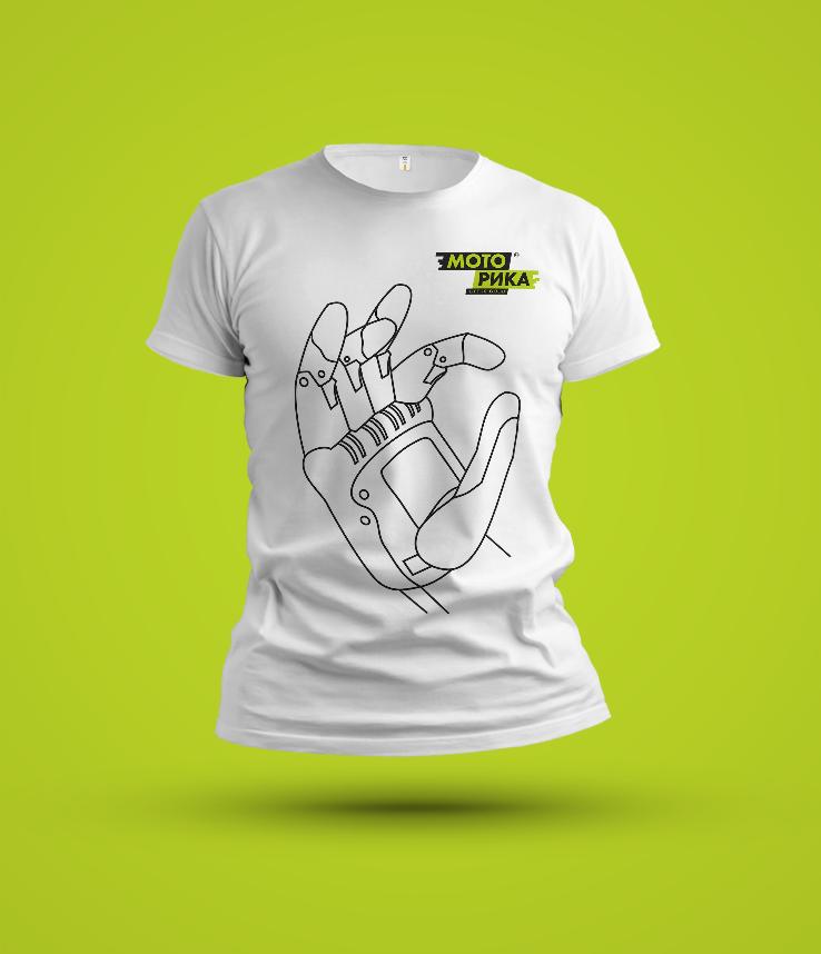 Нарисовать принты на футболки для компании Моторика фото f_09260a0ff7a5c273.png