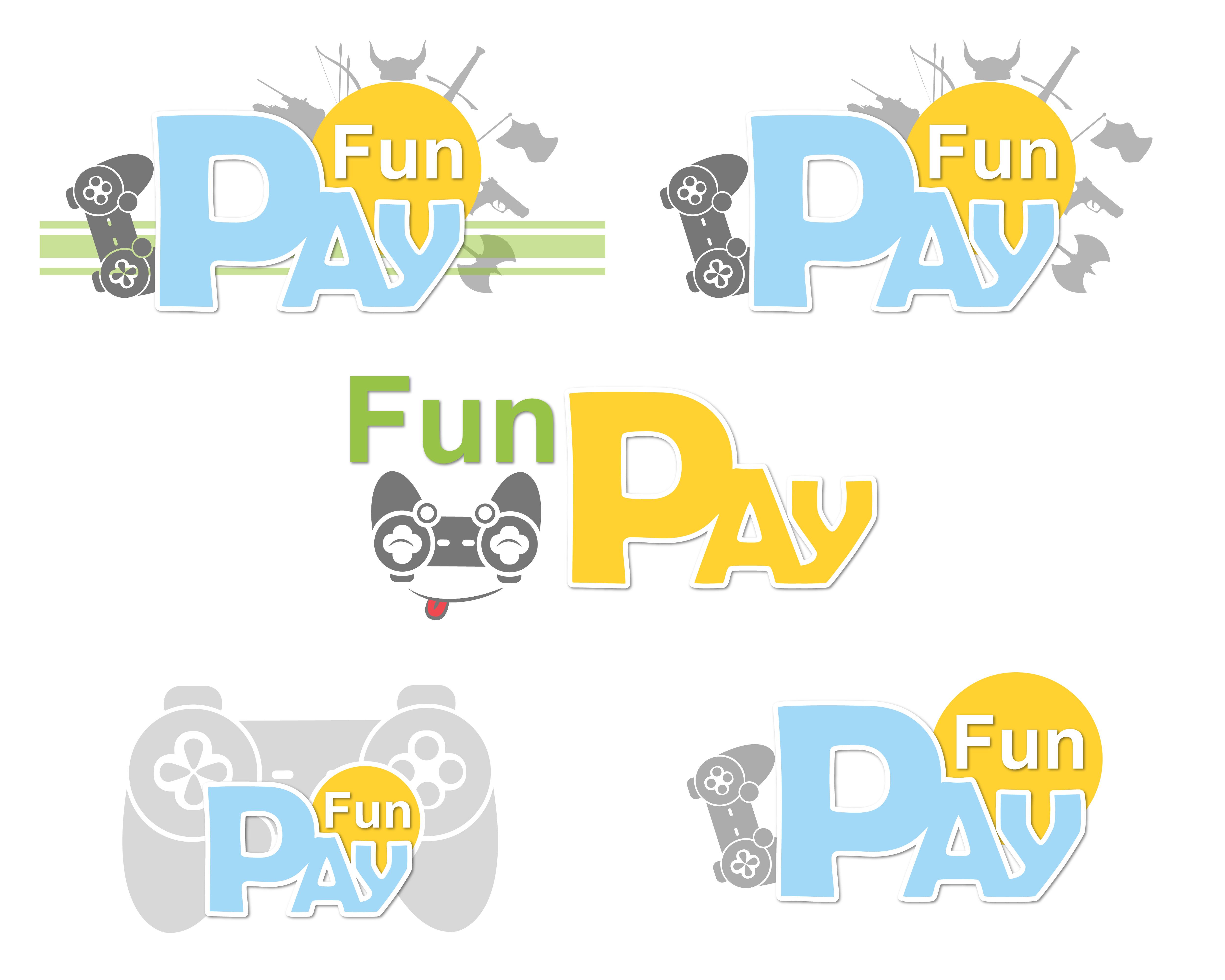 Логотип для FunPay.ru фото f_08259919db6549f1.jpg
