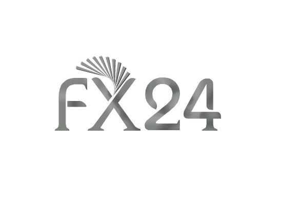 Разработка логотипа компании FX-24 фото f_542545146ecd4517.jpg