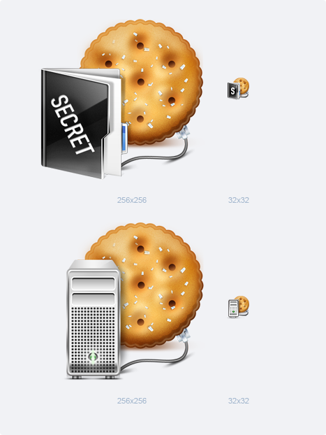 Иконки для CrackerHome