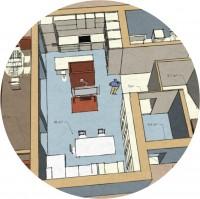 SketchUp Дома