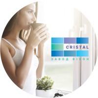 Завод окон Cristal