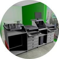 Разработка универсального рабочего места на заправке