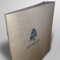Брошюра элитной мебели из дерева