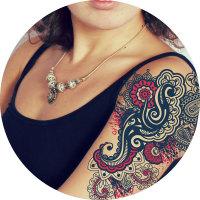 Рисунок для исправления татуировки