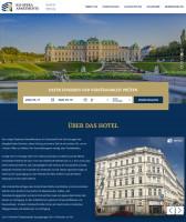 «KH Opera Apartments» Из HTML в WP + Woocommerce