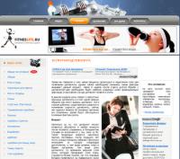 Комплекс статей для  www.fitnessite.ru