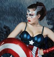 Capitan America (стилизация)