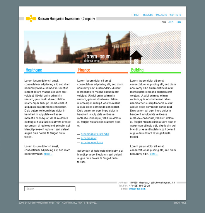 Russian-Hungarian Investment Company
