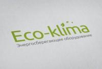 Логотип для компании Eco-klima