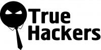 """Дизайн сайта """"TrueHackers"""""""