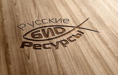 Разработка логотипа для компании «Русские Био Ресурсы» фото f_693590844e0bd76a.jpg
