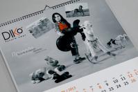 календарь компания «Diko»