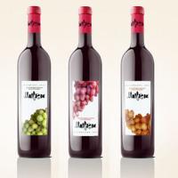 серия этикеток для вин «Монтела»
