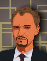 илюстрированный портрет по фото