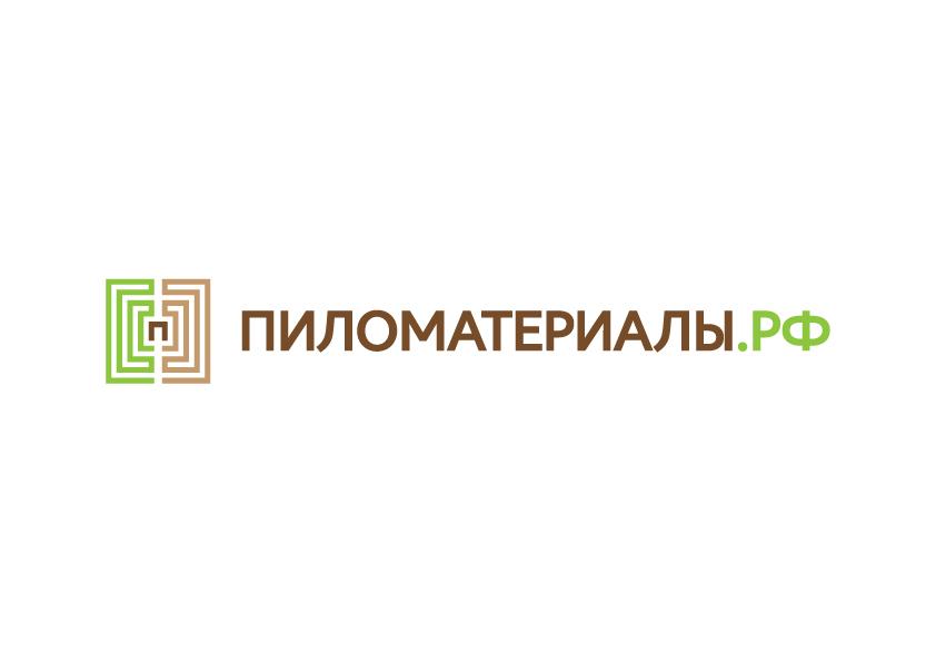 """Создание логотипа и фирменного стиля """"Пиломатериалы.РФ"""" фото f_11053049ed8d74c5.jpg"""
