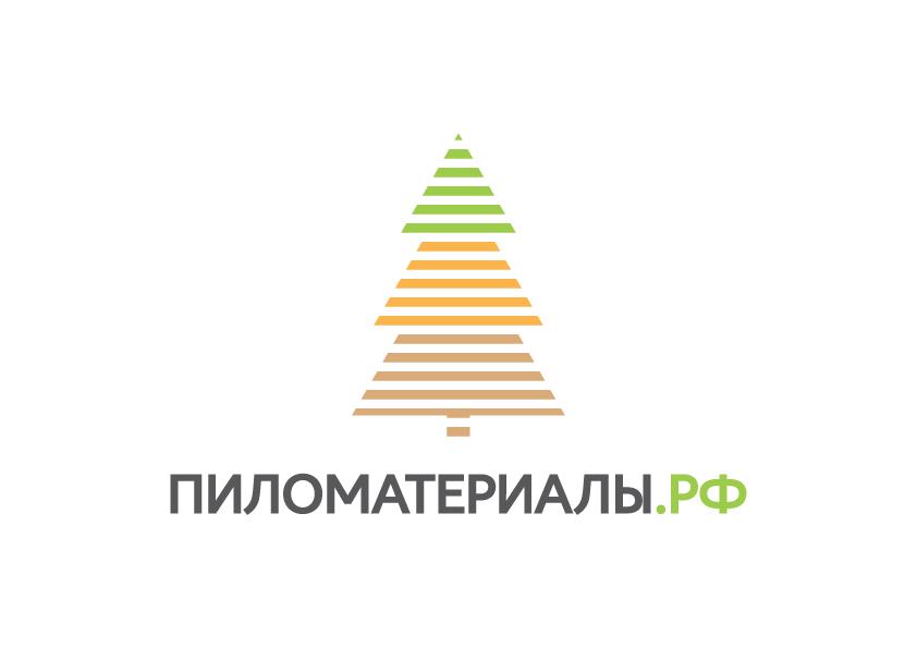 """Создание логотипа и фирменного стиля """"Пиломатериалы.РФ"""" фото f_5175304a196628df.jpg"""