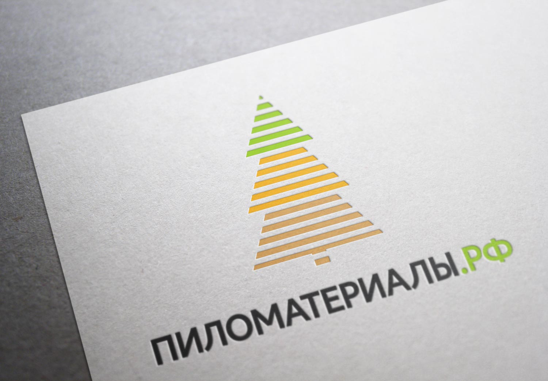 """Создание логотипа и фирменного стиля """"Пиломатериалы.РФ"""" фото f_6425304a1992ad18.jpg"""