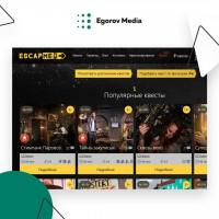 EscapMe - сервис квестов в реальности