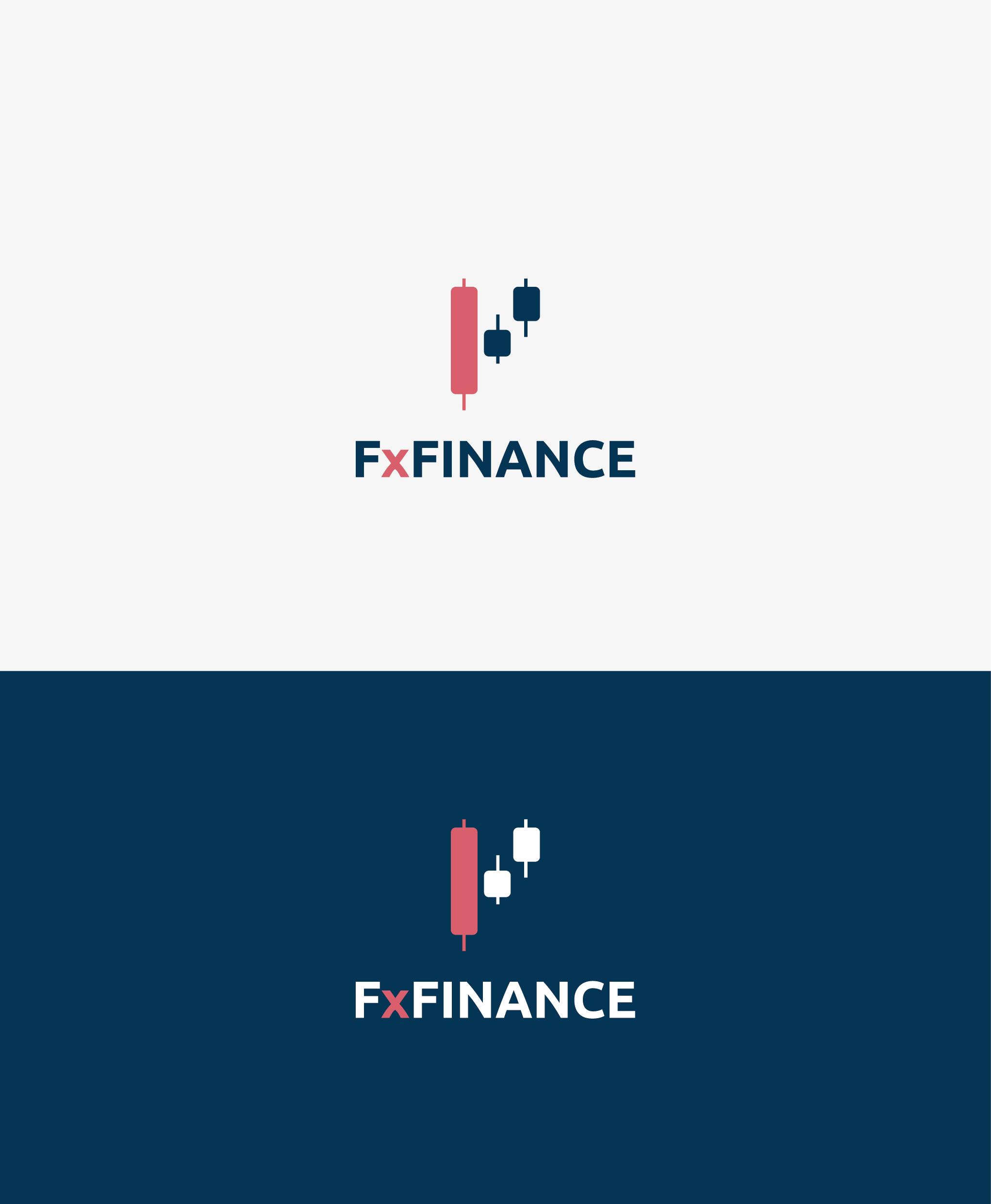 Разработка логотипа для компании FxFinance фото f_1555115bd8b8653c.jpg