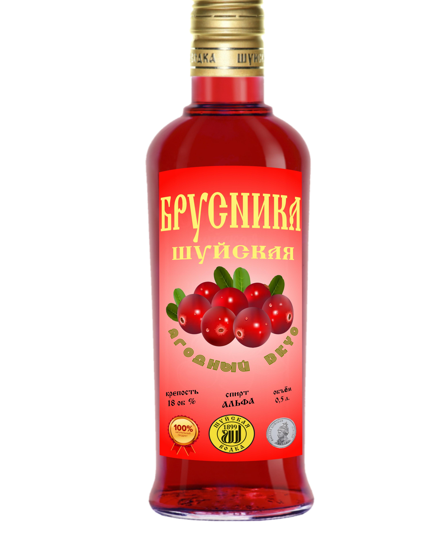 Дизайн этикетки алкогольного продукта (сладкая настойка) фото f_2605f86e844133fa.jpg